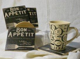"""Подставки под посуду """"Bon Appetit"""""""