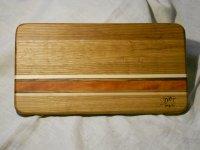 Разделочная доска из твердых пород древесины